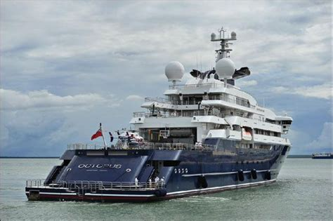 octopus yacht layout great pic of m y octopus superyacht which is currently