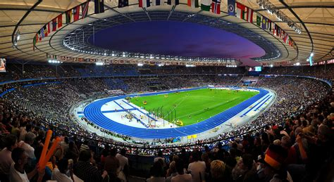Wk Berlin by Olympiastadion Berlin Sports Arenas And Historical