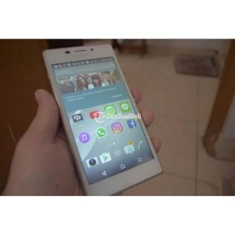 Handphone Sony Xperia L Second handphone sony xperia m2 fullset fungsi normal mulus