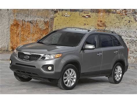 2011 Kia Sorento Reliability Ratings 2011 Kia Sorento Prices Reviews And Pictures U S News