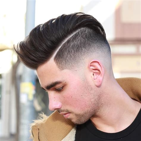 easiest hairstyle to hardest best pompadour haircuts for men 2017 mens haircuts