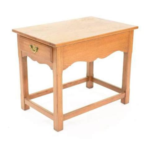 house end table quot pennsylvania house quot end table w drawer loveseat