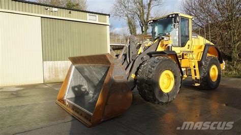 volvo lh wheel loaders price  year  manufacture  mascus uk
