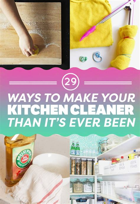 14 kitchen cleaning tips that really work 29 clever kitchen cleaning tips every clean freak needs to