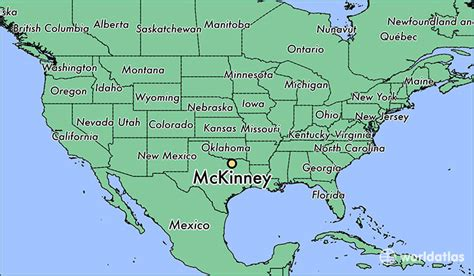 map mckinney texas where is mckinney tx where is mckinney tx located in the world mckinney map worldatlas