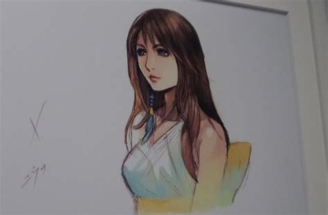 Final Fantasy Exhibition Shows Grown up Tidus and Yuna