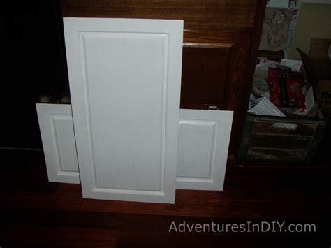 diy kitchen cabinet doors painting kitchen cabinets day 1 adventures in diy