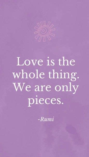 Wedding Quotes Rumi by Best 25 Rumi Quotes Ideas On Rumi Poetry