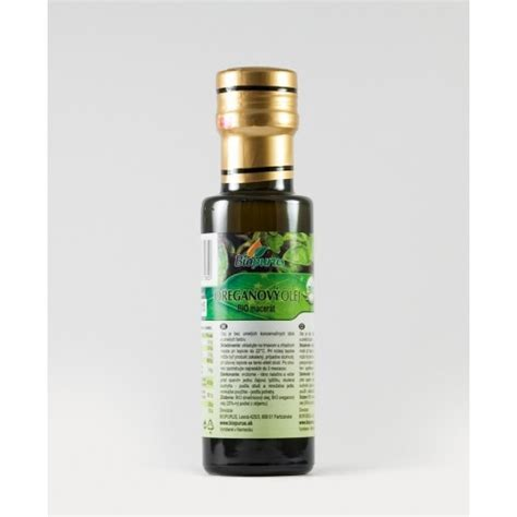Bio 100 Ml biopurus oreg 225 nov 253 olej bio 100 ml