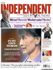 sunday independent sports section the independent on sunday uk front page for 17 june 2012