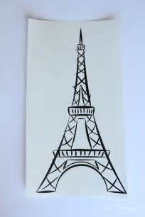Eiffel tower vinyl wallpaper how to make your own