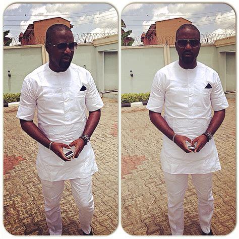 yoruba men native style mensfashion ashorkari africanfashion african fashion
