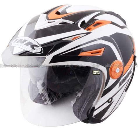 Helm Mds Orange daftar harga terbaru helm ink half safety