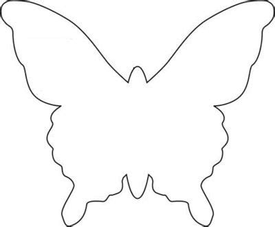 Paper Diy Place Card Holder Butterfly Template by Butterfly Template Papercraft Juxtapost Clip Library