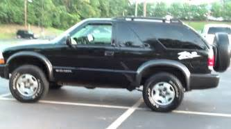 2003 chevrolet blazer pictures information and specs