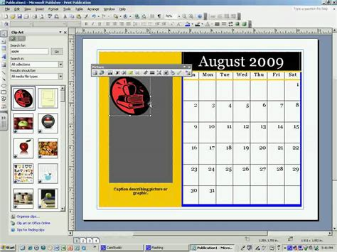 microsoft publisher calendar template microsoft publisher calendar tutorial a