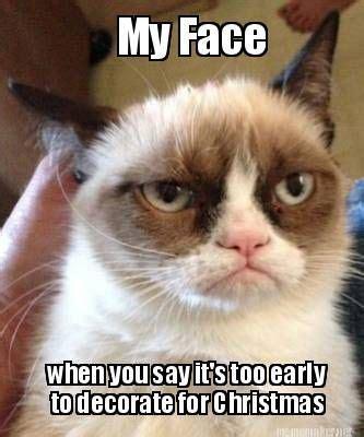 Early Christmas Meme - funny cat meme mpasho news