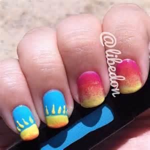 pics photos easy summer nail designs ideas for girls