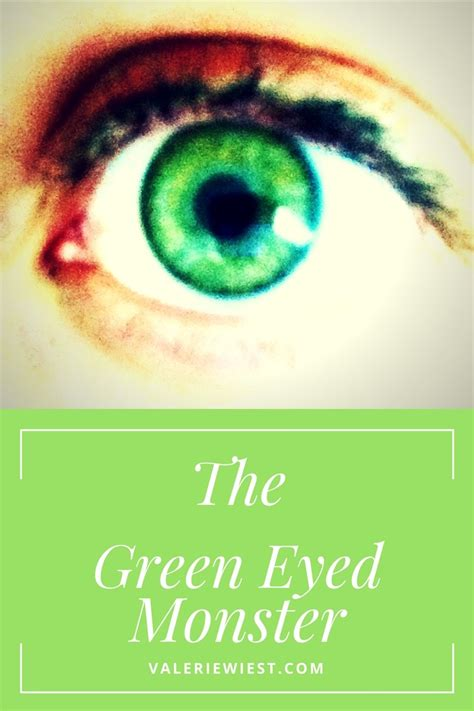 The Green Eyed Monstress by The Green Eyed