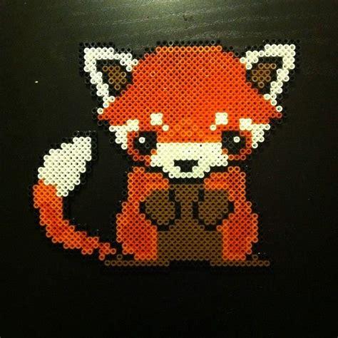 perler bead fox 17 best images about kandi on perler bead