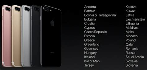 apple iphone 7 and 7 plus price and release date on verizon t mobile sprint and at t