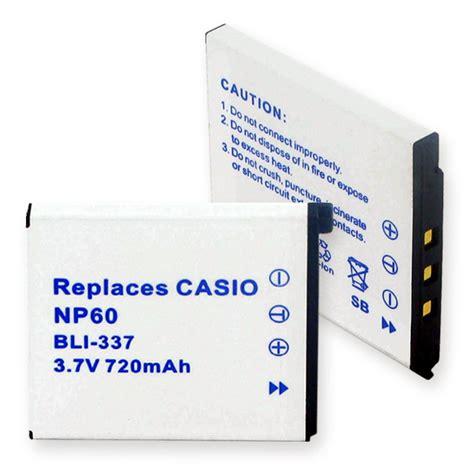 Casio Np 80 Battery Hitam canon ex z80 digital battery distributing