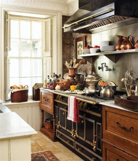 fashioned kitchen design 3 traditional country kitchens vintage style