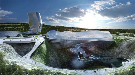 Dawang Mountain Resort Changsha - Coop Himmelb(l)au