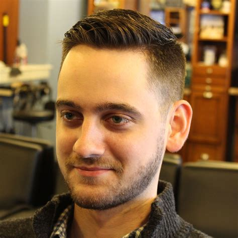 Classic Taper Haircuts by Classic Taper With Beard Photo 169 David On