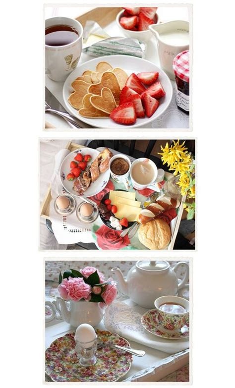 breakfast in bed ideas surprise your mom or a mom to be with the perfect