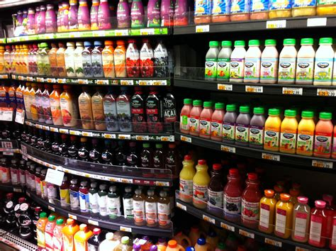 refrigerated refrigerated juice