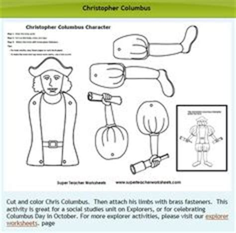 christopher columbus printable biography christopher columbus new christopher columbus worksheets