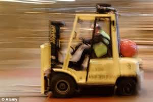 Forklift Truck Driver by Former Forklift Truck Driver Roger Ninnim Retires 2 Years Early After Becoming A Daily