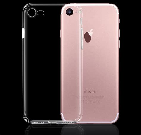 softshell slim iphone 7 plus softshell soft clear for iphone 7