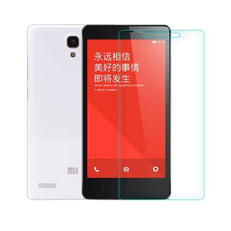 Tempered Glass Xiaomi Redmi 1s Termurah Taff taff 2 5d tempered glass protection screen 0 3mm for