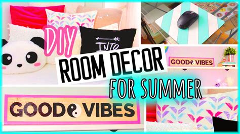 Small Bedroom Ideas For Guys diy room decor for summer colorful ideas to spice up your