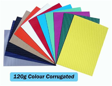 Color Paper Crafts - color corrugated paper china manufacturer paper crafts