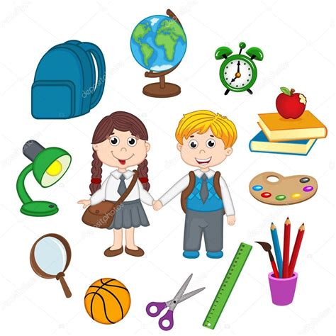 imagenes de utiles escolares caricaturas utiles escolares animados pictures to pin on pinterest