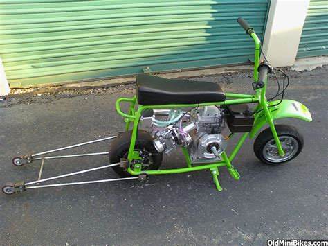 doodlebug mini bike racing jr drag doodlbug ready to rock