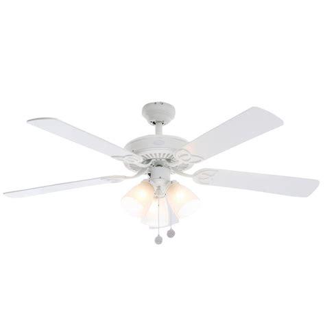 vintage white ceiling fan westinghouse vintage 52 in white ceiling fan 7862765