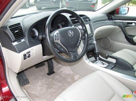 2008 Acura Tl Interior by Taupe Interior 2008 Acura Tl 3 2 Photo 78837138
