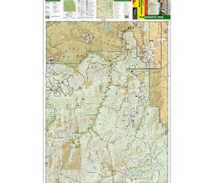 deckers colorado map national geographic deckers rart range trail map