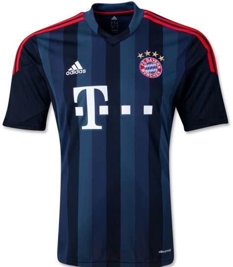 Munich G 3 5 Original new bayern munich third kit 2013 14 fc bayern adidas