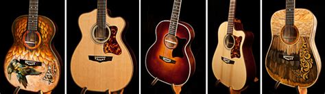 Handmade Guitars For Sale - acoustic guitar sale for the 2011 holidays lichty guitars
