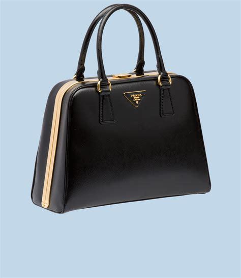 Prada Purse by Prada Saffiano Patent Leather Bag All Handbag Fashion