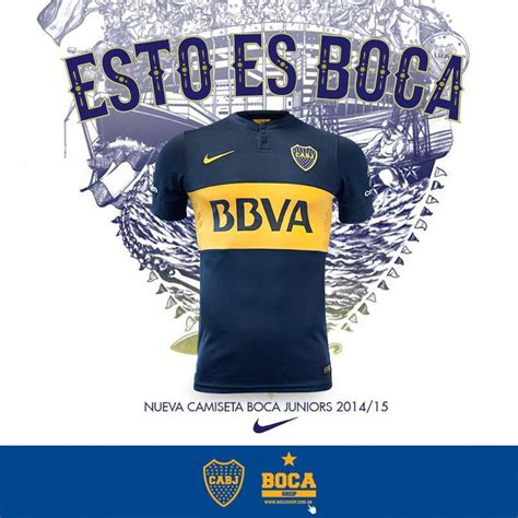 Boca Junior Away 201617 Berkualitas boca juniors home away kits 2014 15 by nike pursuit of dopeness