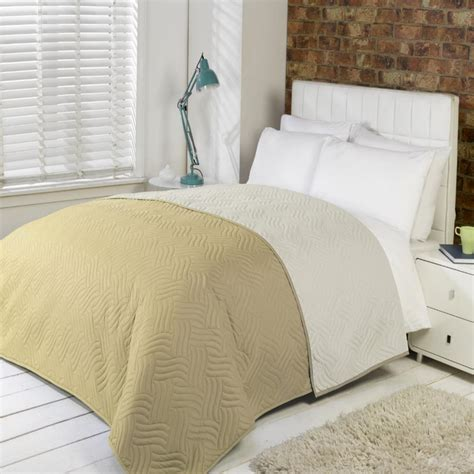 Quilted Bedspreads King Size Bed by Soft Quilted Comforter Microfibre Throw Bedspread Bedding