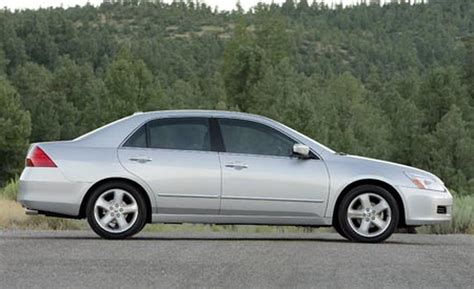 2007 honda accord specs 2007 honda accord viii sedan pictures information and