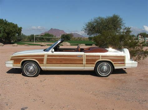 chrysler lebaron 1983 chrysler lebaron town country convertible 116523