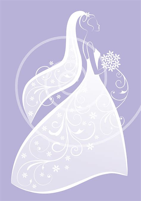 Wedding Dress Clipart Free by Wedding Dress Clipart Cliparts Co